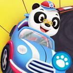 熊貓博士賽車手