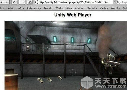 unity web player