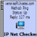 Veronisoft Ip Net Checker网络监测软件