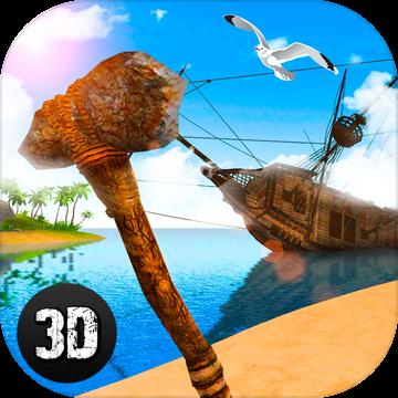 海盜島生存3D