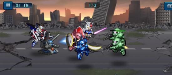 """《敢達決戰》:一款成熟的""""主流玩法""""游戲"""